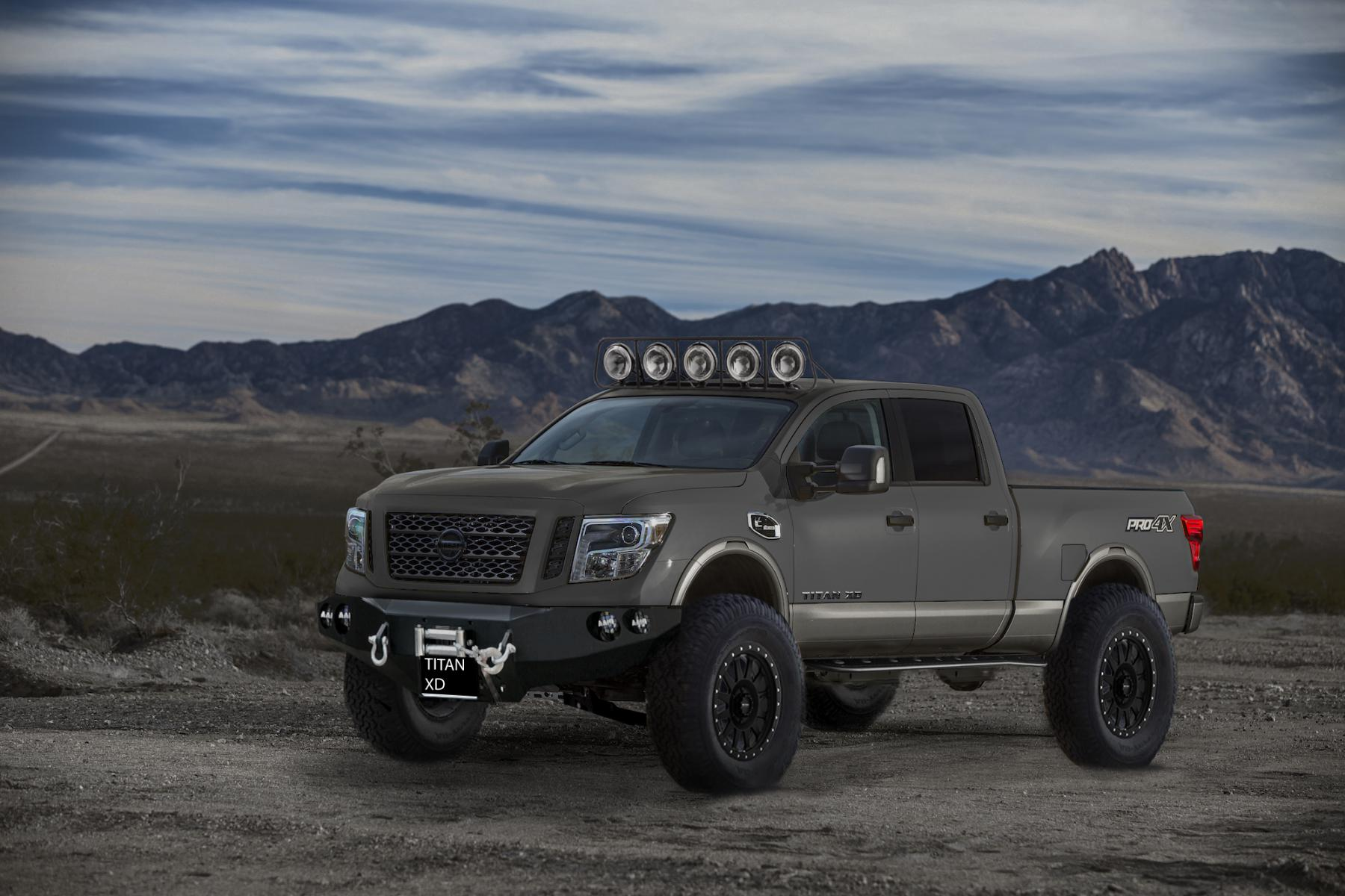 offroad edition click image for larger version name 2016 nissan titan xd_grey jpg