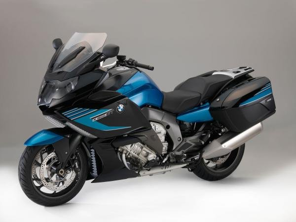 Showcase cover image for Clockburner's 2016 BMW K1600GT