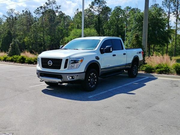 Showcase cover image for Greybell's 2017 Nissan Titan XD
